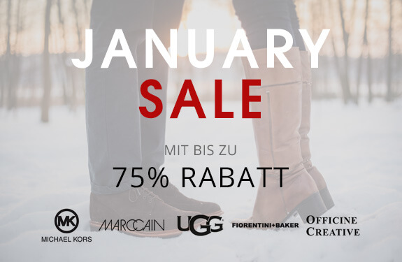 January Sale mit SPERA